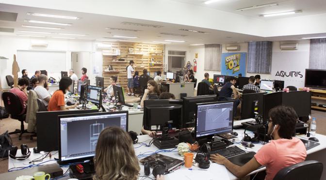 Aquiris Game Studio abre diversas vagas para produção de jogos em Porto Alegre