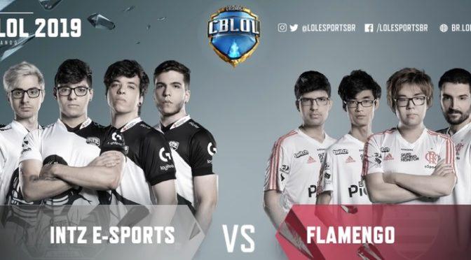 CBLoL 2019 – Grande final ocorre neste sábado entre INTZ eSports e Flamengo