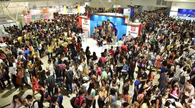 Feira estudantil do CIEE aproximará os jovens com o mercado de Games