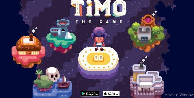 Conheça Timo: The Game, o novo lançamento da Webcore Games para mobile