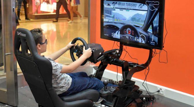 Action VR – Loja especializada em jogos de realidade virtual é inaugurada no Minas Shopping