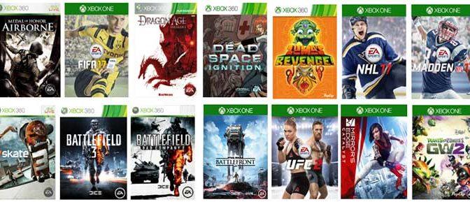 Top 10 – Melhores jogos da história da EA Games