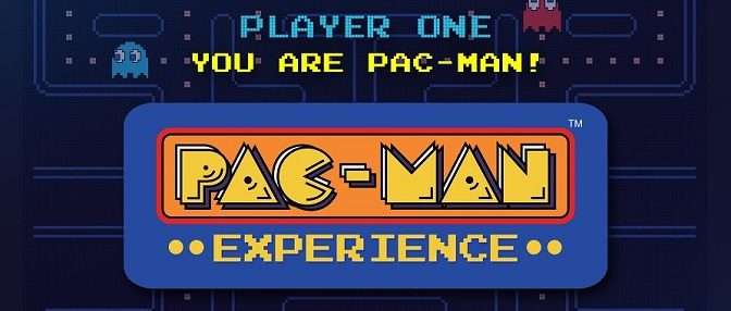 PAC-MAN Experience será apresentada durante a GAME XP 2019