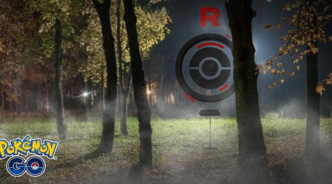 Prepare-se para a encrenca! Equipe Rocket invade o Pokémon GO!