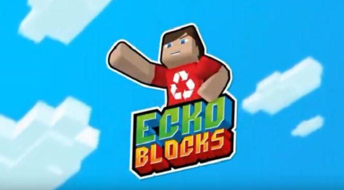 Eckoblocks – Game inspirado em Minecraft ensina conceitos de sustentabilidade para crianças