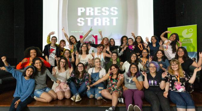 WOMEN GAME JAM 2019 – Maior game jam feminina da América Latina começa em setembro
