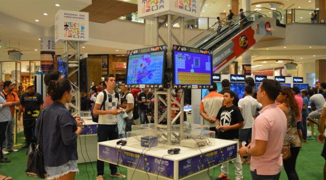 Shopping RioMar de Fortaleza promove festival de eSports neste finalde semana