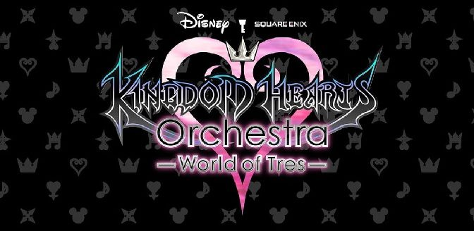Kingdom Hearts - World of Tres