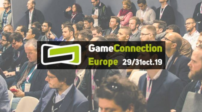 Game Connection Europe – Brasil é destaque no evento que ocorre na França