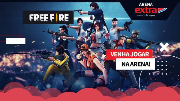 Arena Extra estreia em Curitiba com atrações imperdíveis para fãs de games mobile