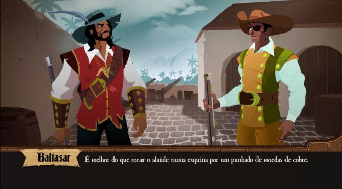 A Bandeira do Elefante e da Arara – RPG clássico lança financiamento coletivo para virar game