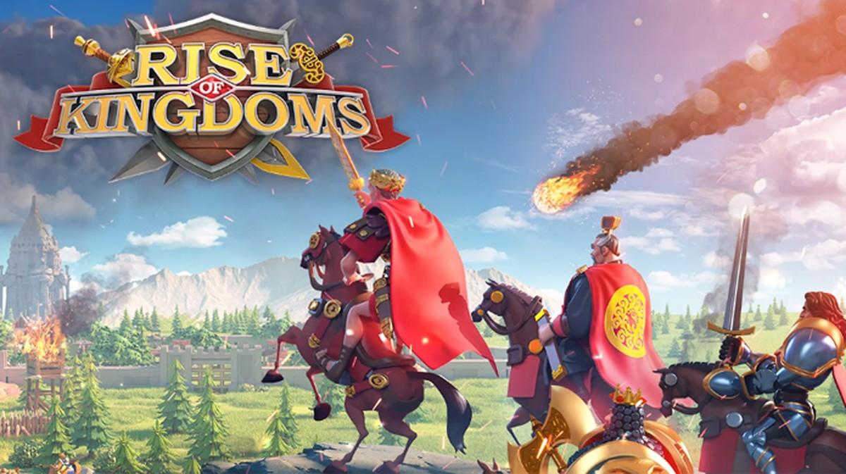 Rise of Kingdoms, game de estratégia com 10 milhões de downloads, é a nova atração da Arena Extra
