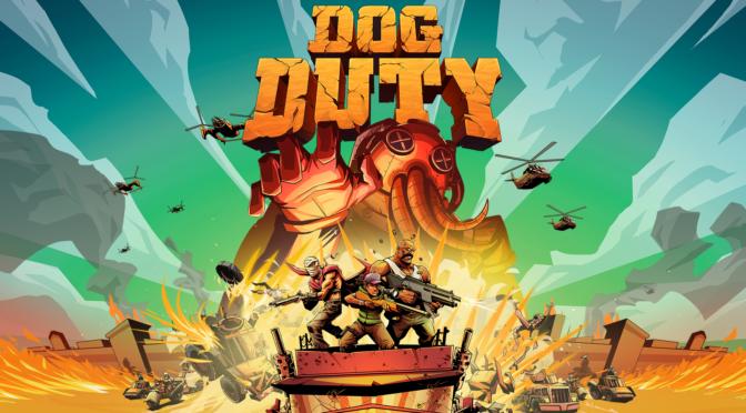 Conheça Dog Duty, novo game indie de estratégia para todas as plataformas