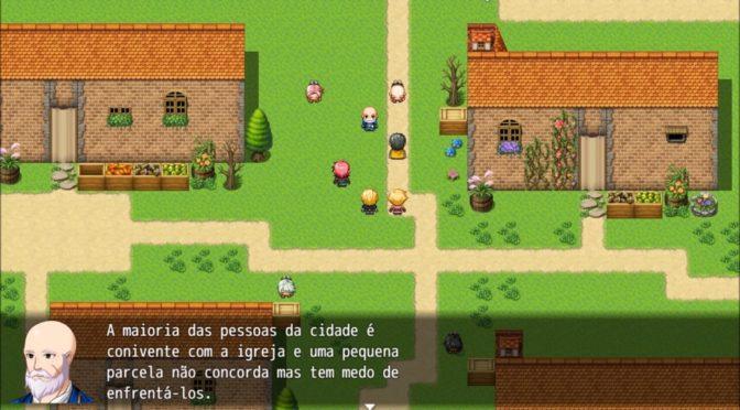 Anunnaki – game indie faz crítica social e política do Brasil 2020