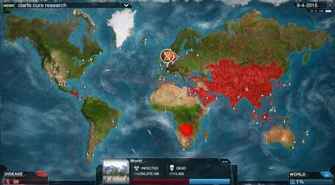 Plague Inc. – Conheça o game que desafia o jogador a espalhar vírus por todo o mundo