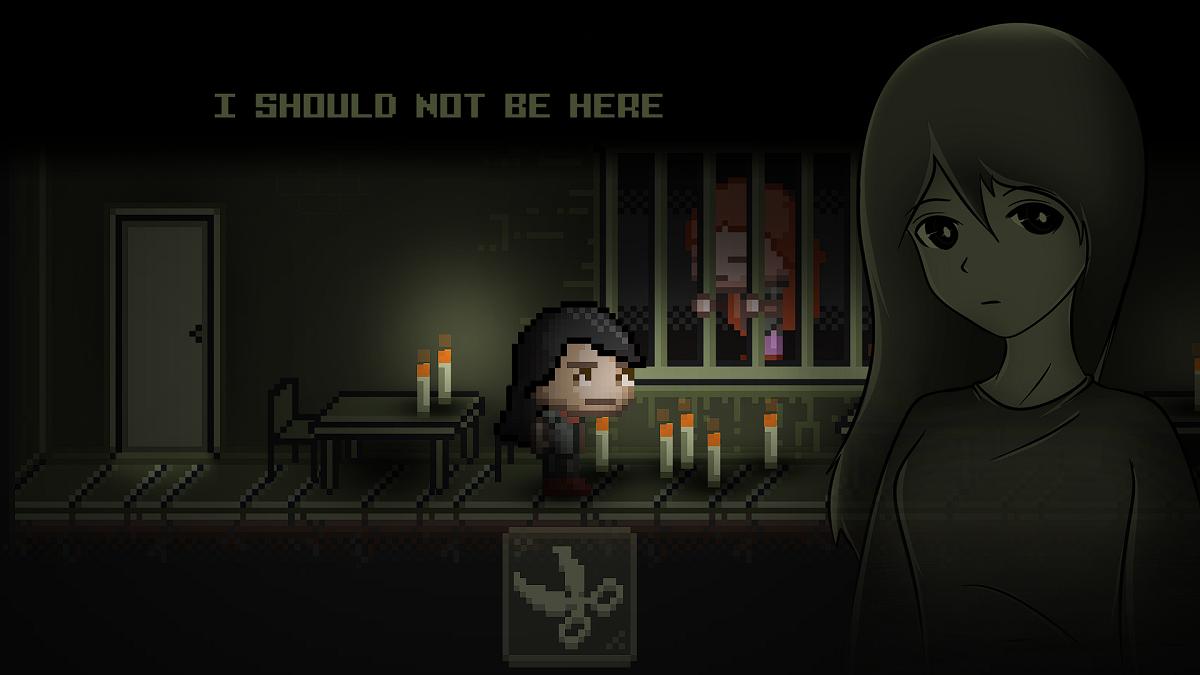 ENEFN – Conheça o jogo indie brasileiro de terror em pixel art