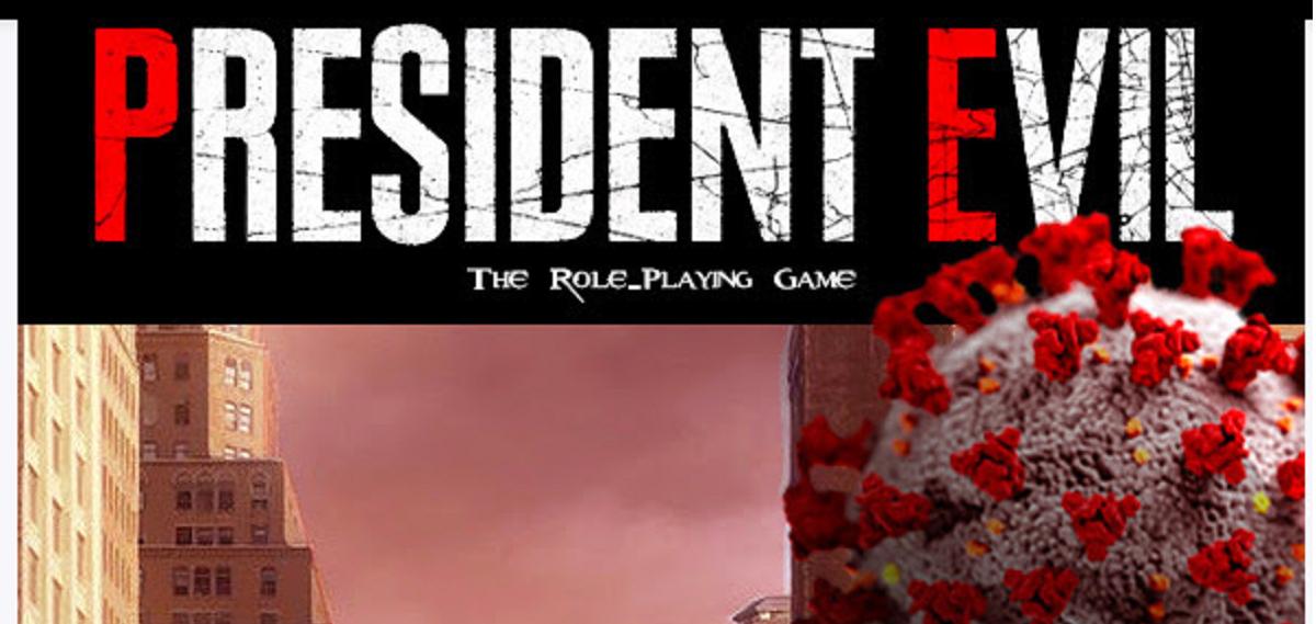 President Evil – RPG desenvolvido por brasileira é ambientado na pandemia do coronavírus