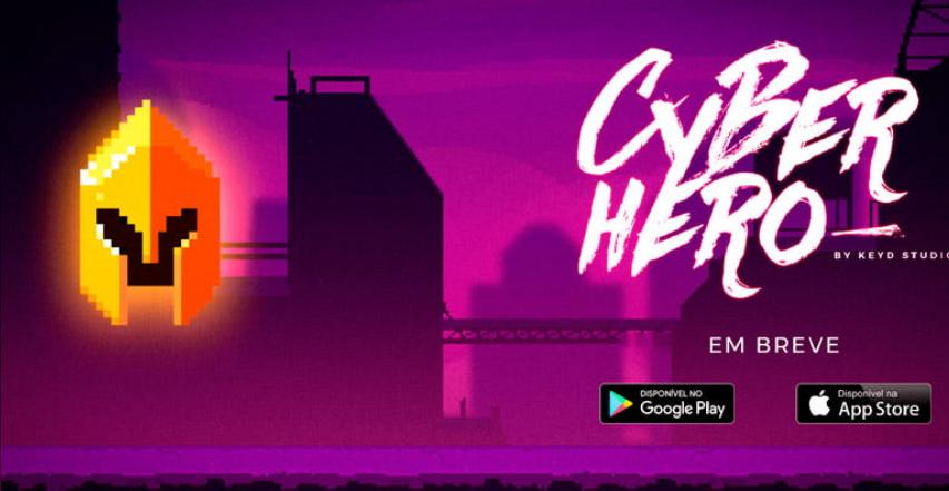 CYBER HERO – Vivo Keyd lança game que busca transformar o mundo jogando