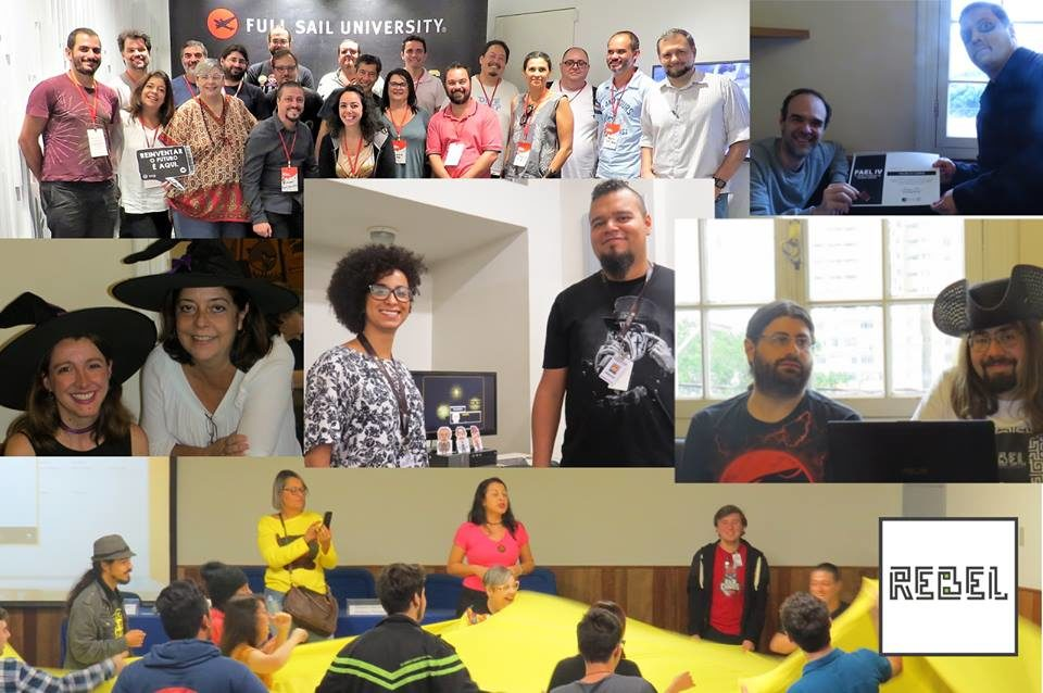 Rede Brasileira de Estudos Lúdicos fará parte do Festival Games for Change 2020