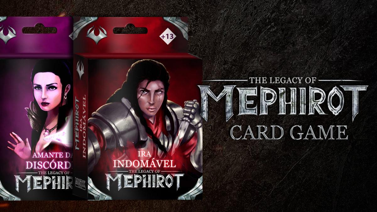 Legacy of Mephirot
