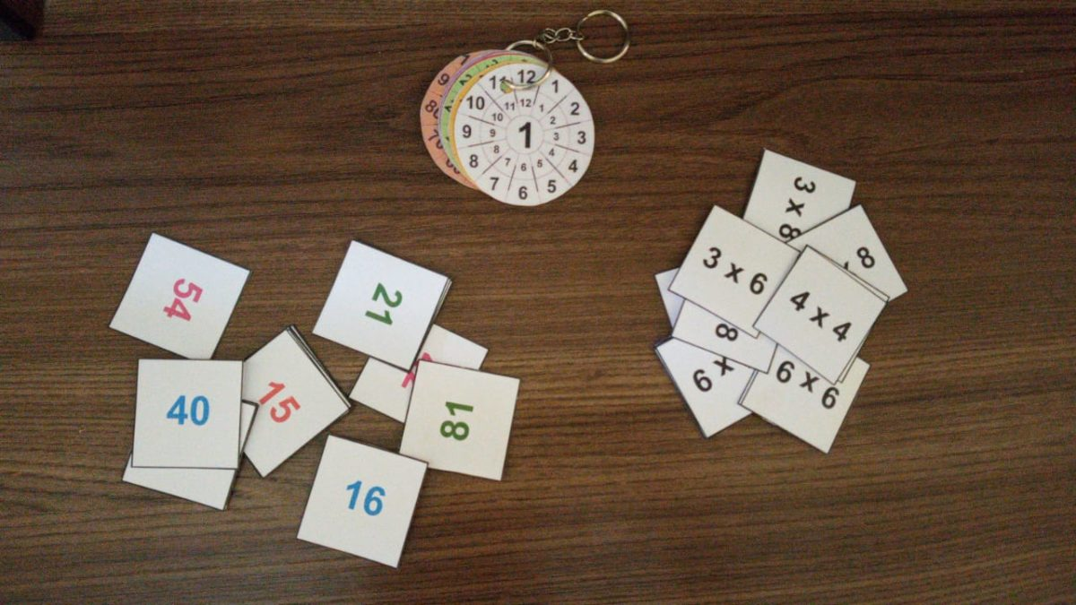 Professora do Marista cria jogos de tabuleiro para ensinar matemática