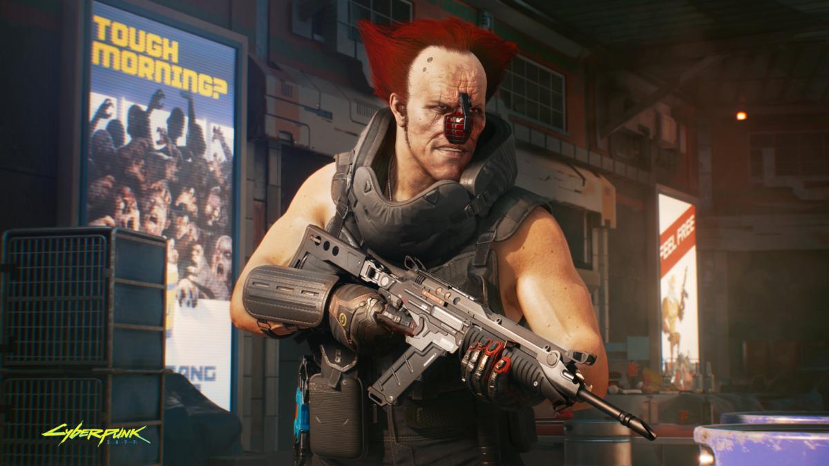Cyberpunk 2077 –  jogo da CD PROJEKT RED terá personagem feito por brasileiros