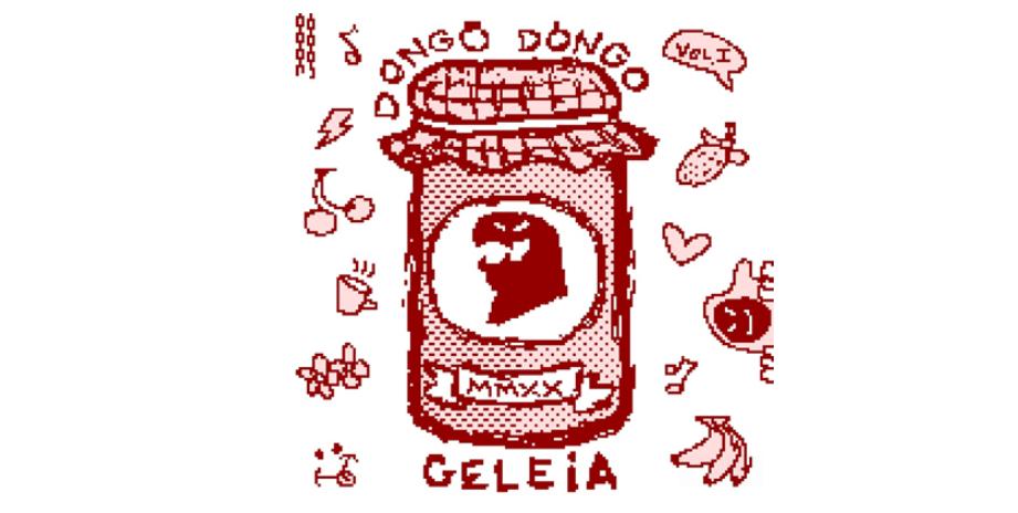"""Dongo Dongo marca Natal com compilado de trilhas sonoras para videogame """"Geleia"""""""