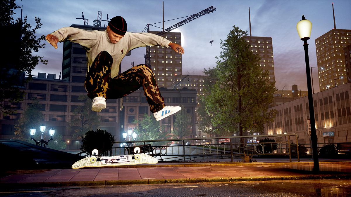 Tony Hawk's Pro Skater 1 e 2 chegam a nova geração de consoles e Switch em 2021