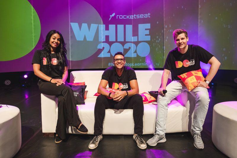 Rocketseat lança formação gratuita para desenvolvedores