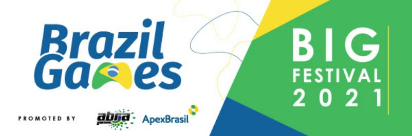 BIG Festival 2021 – evento mostra as novidades da Apex-Brasil