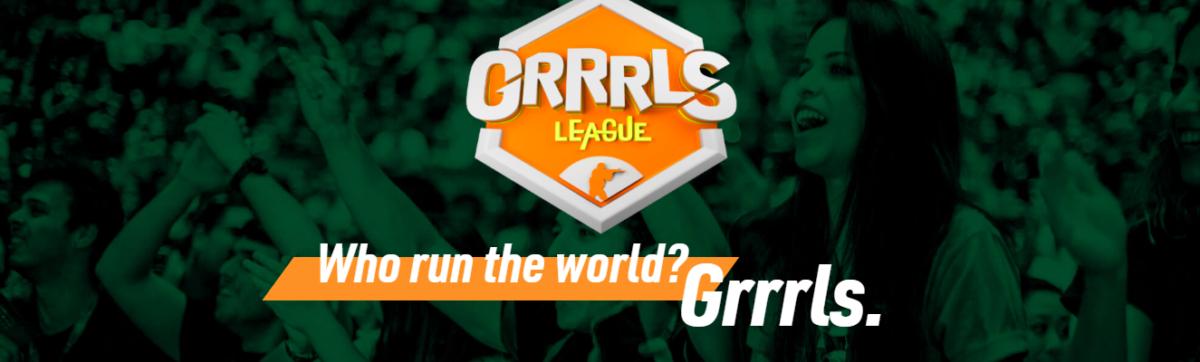 Segundo Split da GRRRLS League começa no dia 28 de junho