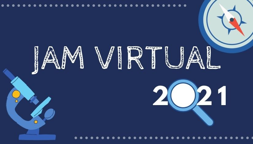 JAM Virtual desafia estudantes a criarem jogos e máquinas investigativas