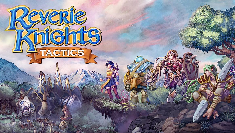 Reverie Knights Tactics – game ambientado no universo 'Tormenta' ganha demo na Steam