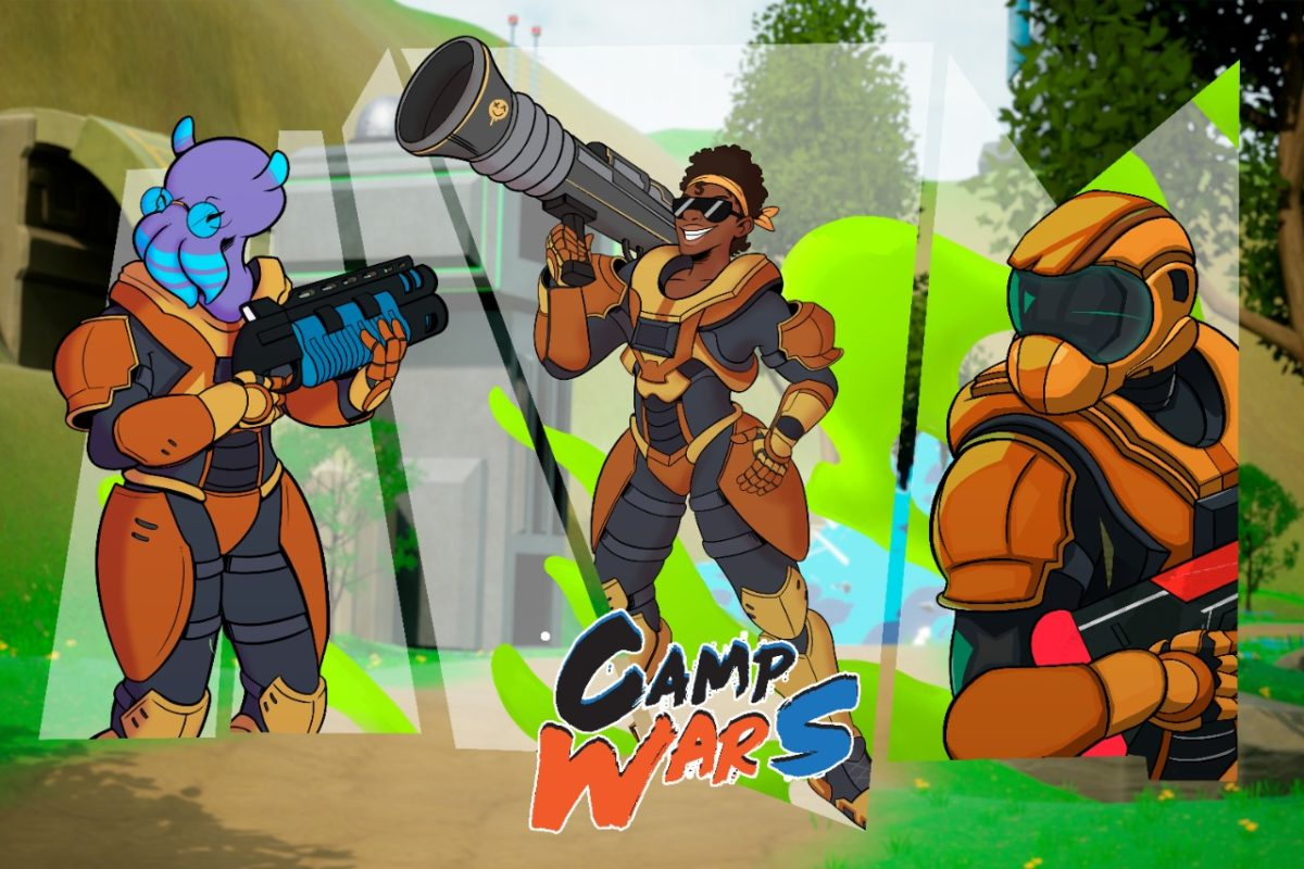 Itaú investe no desenvolvimento de Camp Wars, jogo 100% brasileiro